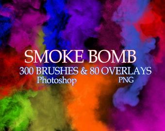 Smoke overlays | Etsy