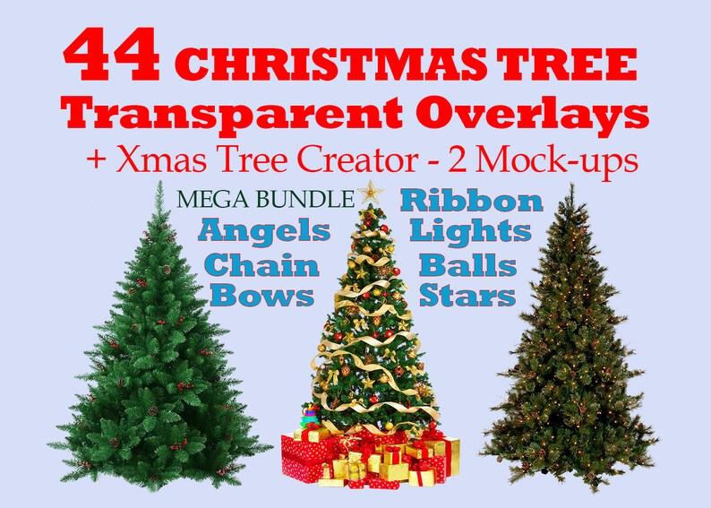 Christmas Chain Clipart.44 Christmas Tree Realistic Mock Up Christmas Tree Pine Trees Clipart Pine Tree Christmas Clipart Scrapbooking Holiday Png Files