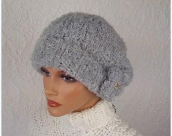 Sombrero de lana para mujer c273c4b68b7