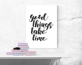 PRINTABLE WALL ART, motivation print, motivation art, fitness, love, downloadable, wall art, quote, brush lettering, card, inspirational