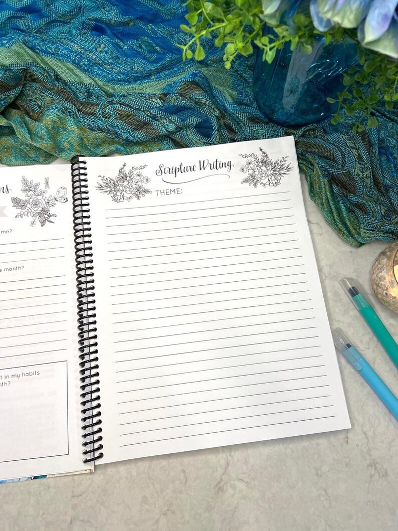 Glorify Faith Journal & 2021 Scripture Writing Calendar ...