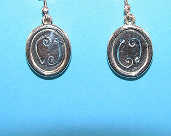 silver jewellery earrings