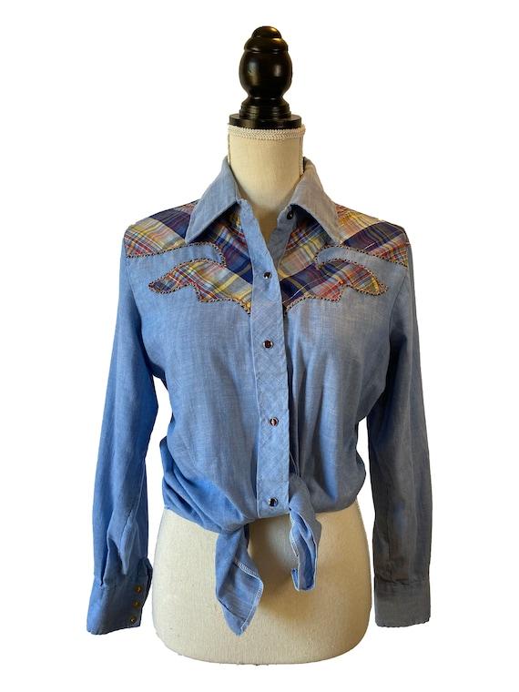 Western shirt Size M-L