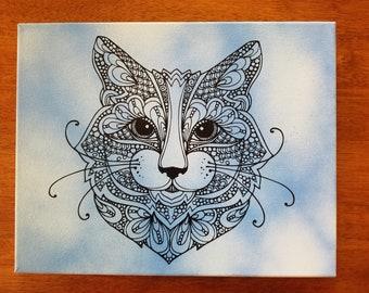 The Beloved Feline