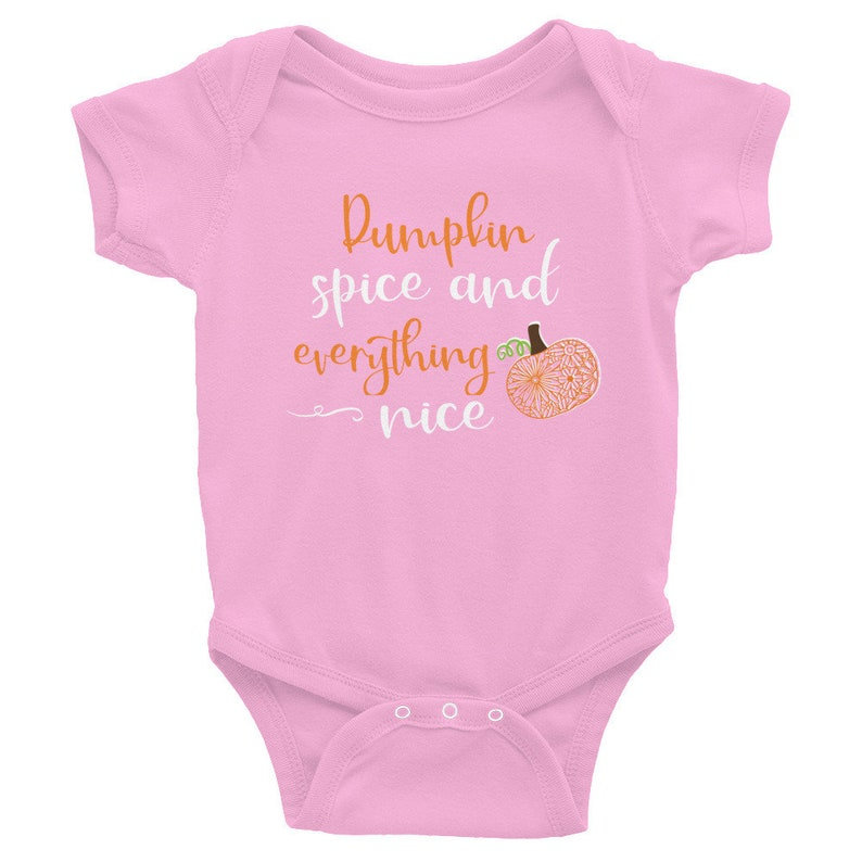 Pumpkin Baby Shower  Pumpkin Baby  Pumpkin Romper   Pumpkin Bodysuit  Pumpkin Spice Baby  Pumpkin Spice And Everything Nice  Fall Baby