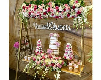 Cake table swing - ship worldwide