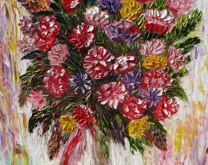 The joy of flowering
