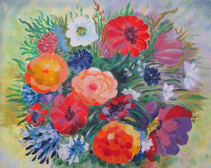 Big Bright bouquet