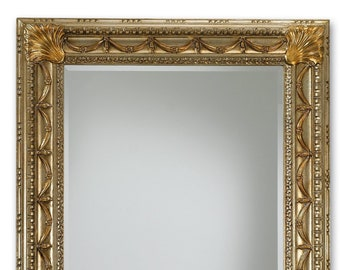 4a9a9bf321d Classic mirror for entrance or living room with baroque rococo frame