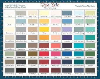 Dixie Belle Chalk Paint --Choose color and size