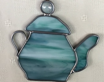 Tea Pot Sun Catcher