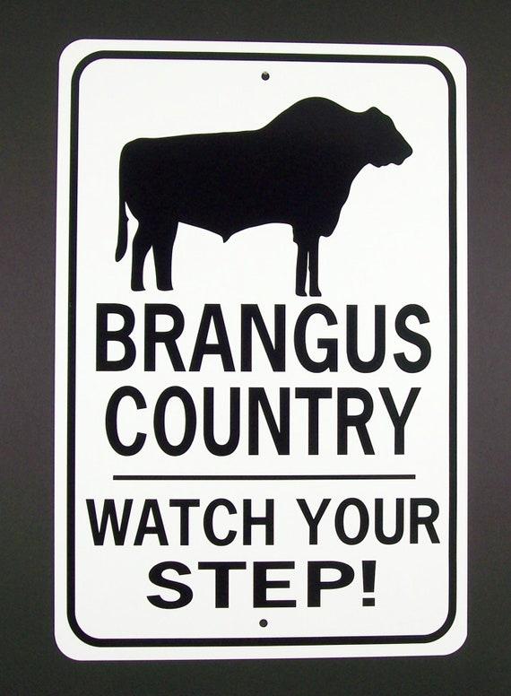 AYRSHIRE XING  Aluminum Cow Sign  Won/'t rust or fade