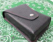 Leather Tarot Card Case