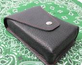 Leather Tarot Card Case