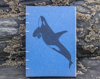 "Handmade notebook · ""Norca"" design"