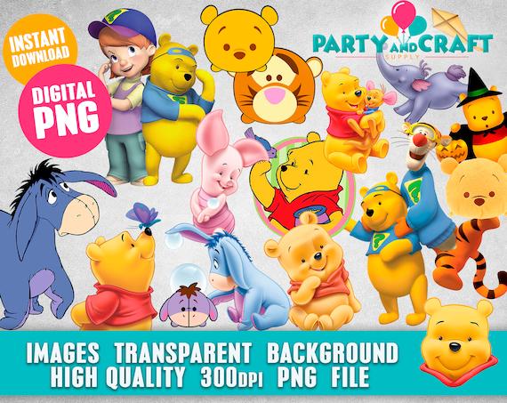100 clipart png files winnie pooh winnie the pooh tigger etsy image 0 altavistaventures Images