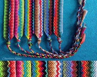 ZigZag • Handmade Friendship Bracelets