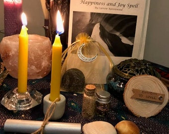 Happiness and Joy Spell Kit