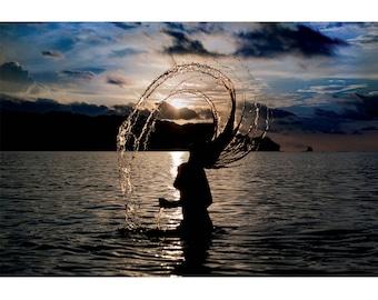 Fine Art Landscape Photography - Sunkiss Mantra, Nature Photography, Costa Rica, Prints, Canvas