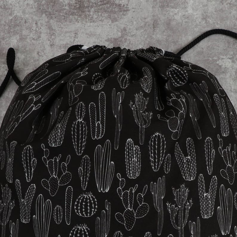 Backpack drawstring sack bag waterproof bag young trendy grey scandinavian minimalist unique Fashion Unisex tote bag The alchemist
