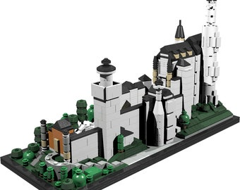Lego Castle Etsy