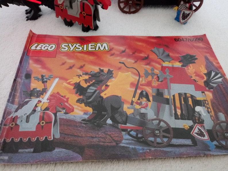 LEGO\u00ae vintage 60476099 traitor transporter