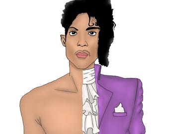 Prince Tribute - Print