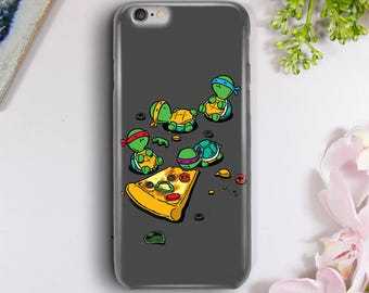 Pizza Lover Case for iPhone 5S, iPhone 6/6S, iPhone 7, iPhone 7 Plus, iPhone 8, Samsung Galaxy S6, Samsung Galaxy S7, Samsung Galaxy S8