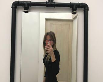 hallway mirror etsy