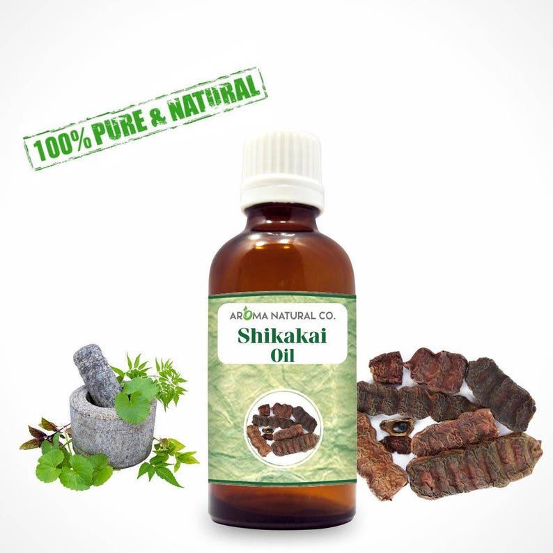 Shikakai Acacia Concinna Oil Pure Natural Hair Care Etsy
