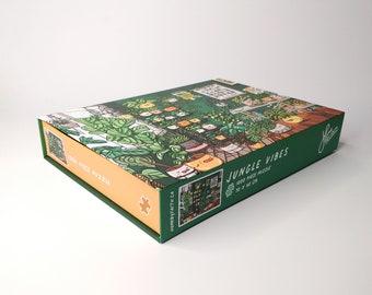 Jungle Vibes 1000 PC Puzzle