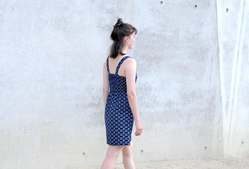 Dress with pockets Summer dress Dress made of cotton