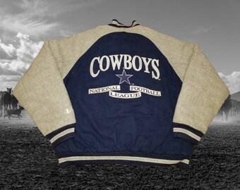 best service 1a008 54a43 Nfl team jacket | Etsy