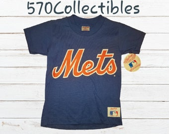 low priced 432cc ad31b Mets jersey | Etsy