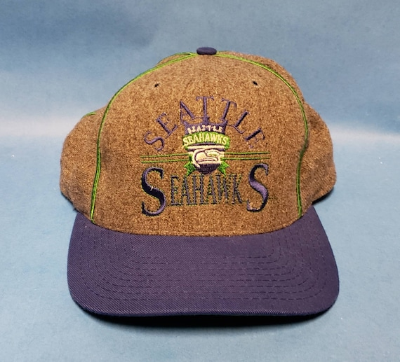 Vintage 1990s The Game Seattle Seahawks Snapback … - image 2