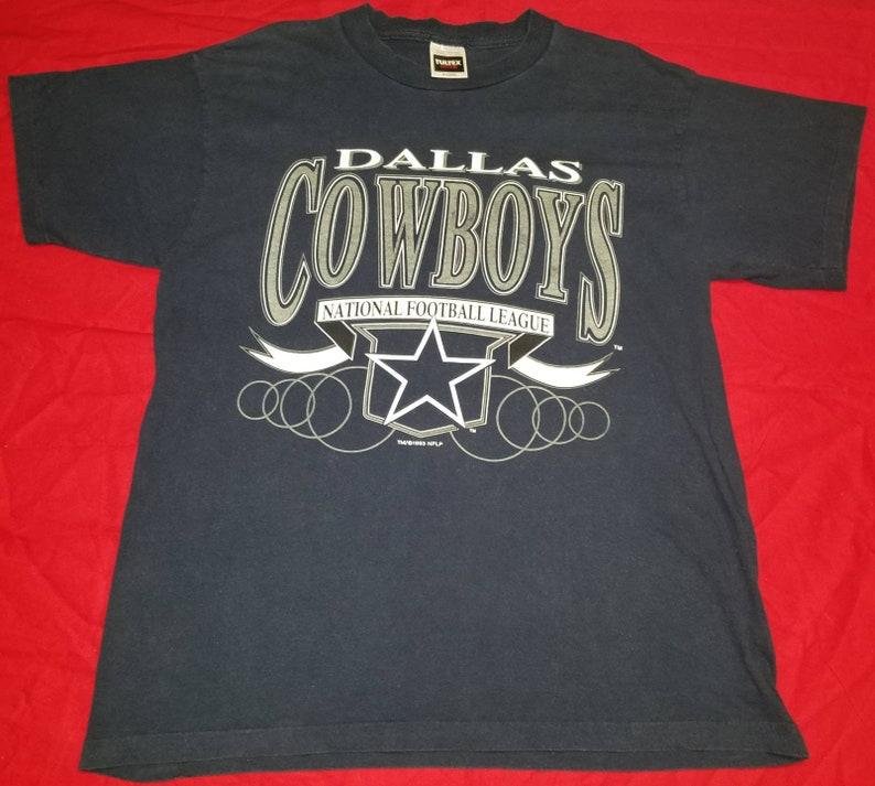 63edd68c Vintage 1993 Tultex NFL Dallas Cowboys Crewneck Graphic | Etsy