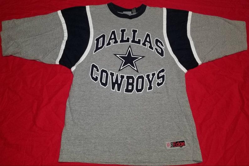 40578530 Vintage 1997 The Edge NFL Dallas Cowboys Crewneck Graphic | Etsy