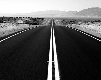 US 50, Nevada.