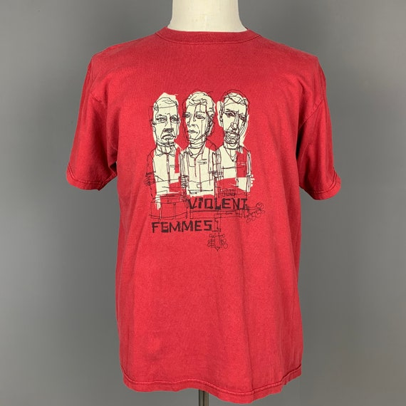 Violent Femmes American Folk Punk Shirt