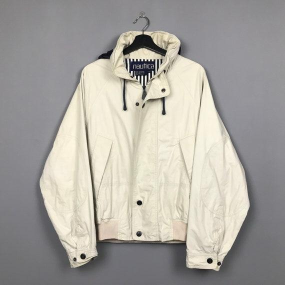 Vintage Nautica Hoodie Jacket