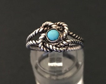 Victorian Knot Ring