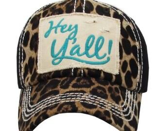 Hey Yall Baseball Hat 79eaf9fdafb