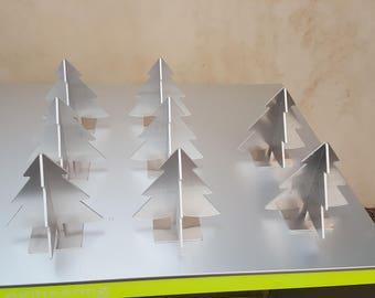 Aluminum Christmas Trees