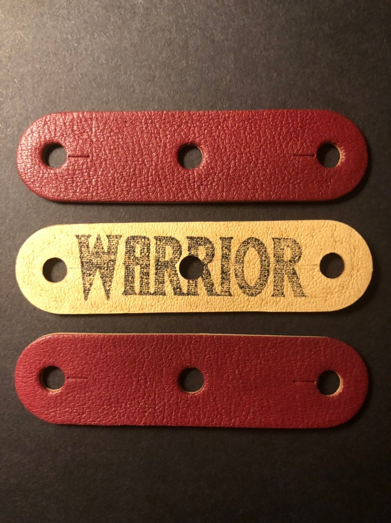 Warrior Pouches Strong Kangaroo Slingshot Catapult Pouch Apache X 3