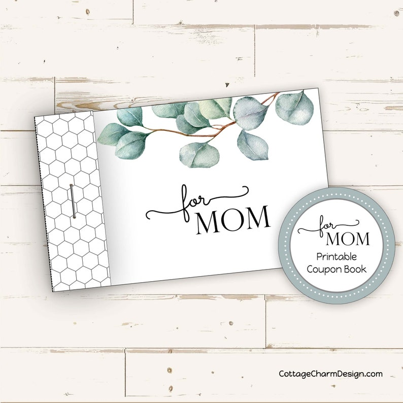 photograph relating to The Limited Printable Coupon called Mother Coupon Reserve Printable, Moms Working day Coupon Ebook, Quick Down load