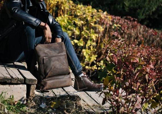 leather backpack leather rucksack backpack laptop backpack leather bag backpack women backpack purse