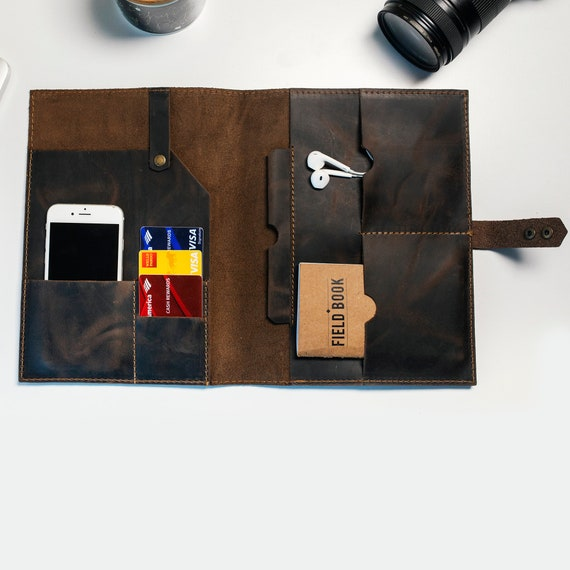 Leather iPad cover, Leather Notebooks Cover, Cover, Daily Diary, Leather Cover, Leather Organizer, Travel Accessories,