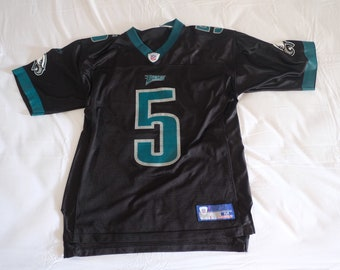 3188b758b15 Vintage Philadelphia Eagles jersey, Donovan Mcnabb, No. 5, Nfl authentic  (size M)