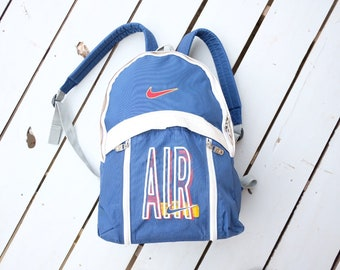 3bce9bcfd0a Nike air bag, Nike bagpack, blue color (one size )