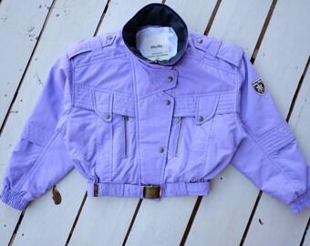 d99fc5e7c8 Vintage slik way jacket